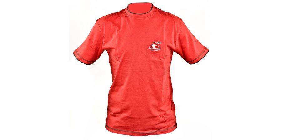Triko ACI PREMIUM červené (velikost XXL)