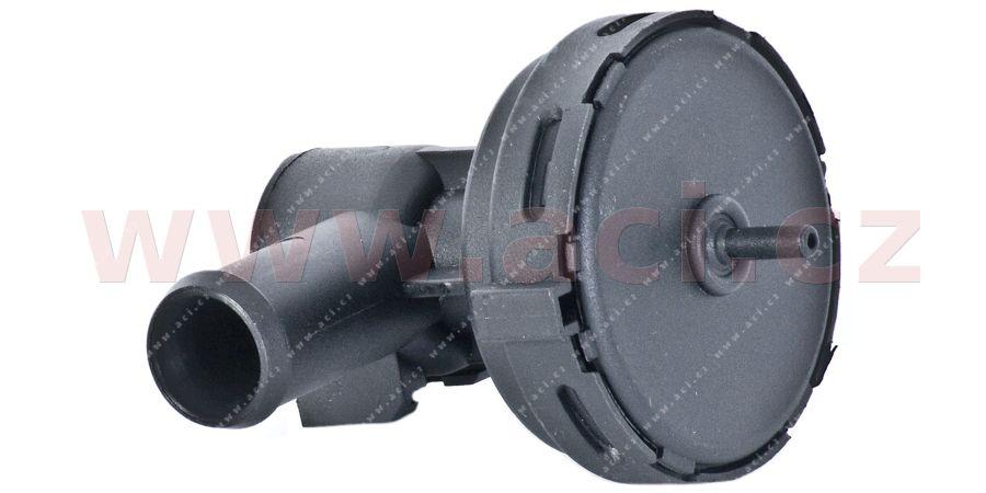 ventil topení, příruba přívodu a odtoku vody