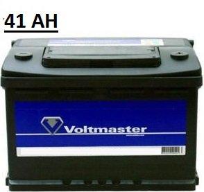 Autobaterie Voltmaster Pravá 41Ah/370A