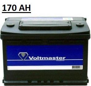 Autobaterie Voltmaster Pravá 170Ah/950A