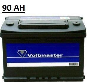 Autobaterie Voltmaster Pravá 90Ah/680A
