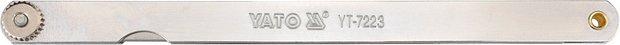 Měrka na spáry 200 x 12,8 mm 14 ks