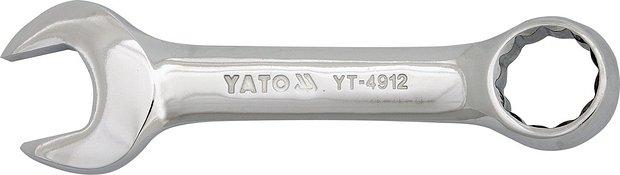 Klíč očkoplochý 18 mm krátký