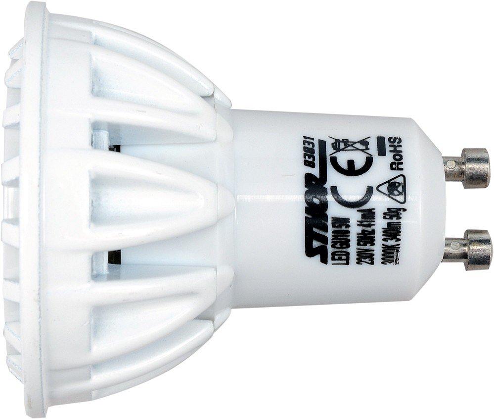 LED žárovka GU10 230V 5W 340LM