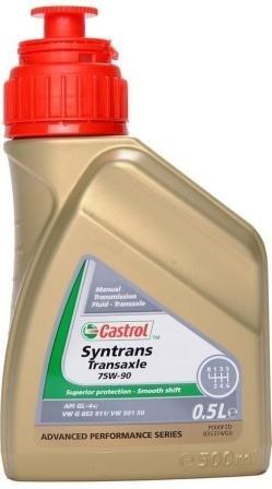 CASTROL 75W-90 SYNTRANS 0.5L GL-4+