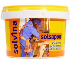 Mycí pasta Solvina Solmix 375g