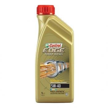 Castrol Edge Titanium FST Turbo Diesel 5W-40 1 l
