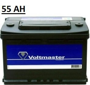 Autobaterie Voltmaster Pravá 55Ah/460A
