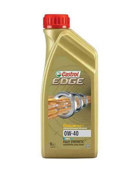 Castrol Edge Titanium 0W40 1 l