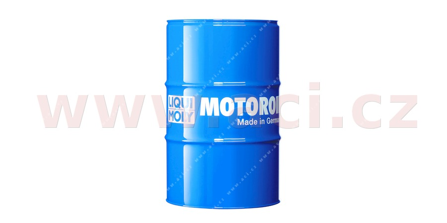 LIQUI MOLY Motorbike 4T 10W-30 Street - polosyntetický motorový olej 60 l