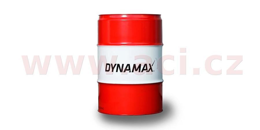 DYNAMAX ULTRA PLUS 5W40, plně syntetický motorový olej 60 l