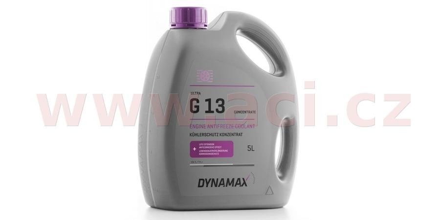 DYNAMAX COOL ULTRA G13, chladící kapalina 5 l