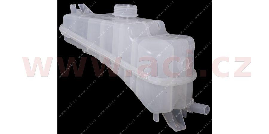 vyrovnávací nádobka chladící kapaliny bez otvoru pro snímač hladiny