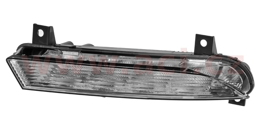 přední světlo LED přídavné pro denní svícení ORIGINÁL RS L