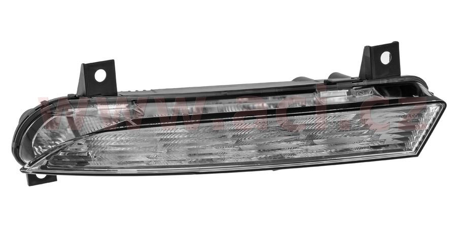 přední světlo LED přídavné pro denní svícení ORIGINÁL RS P