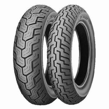 130/70D18 63H, Dunlop, D404
