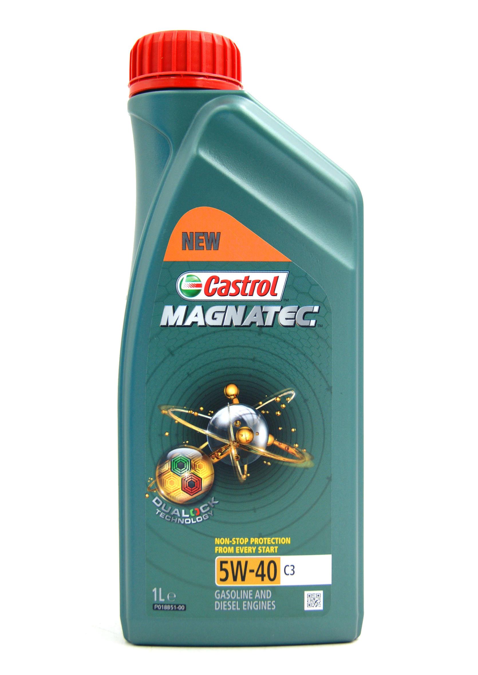 CASTROL MAGNATEC C3 5W40 1L