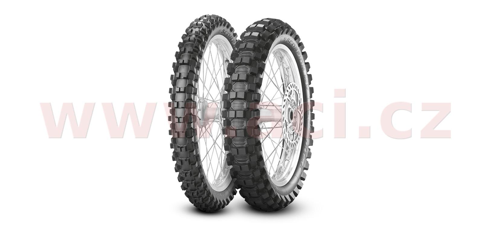 Pneu 110/90-19 (62M) Scorpion MX EXTRA - Pirelli