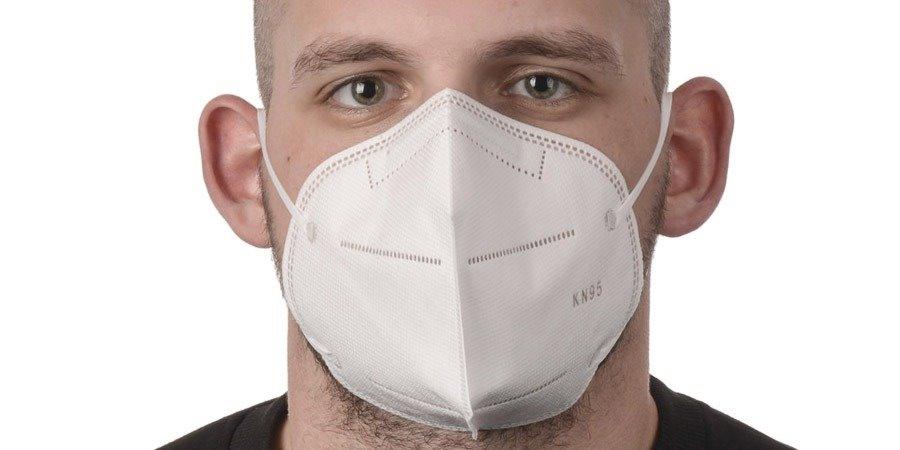 (sada 10 ks) respirátor KN95/FFP2
