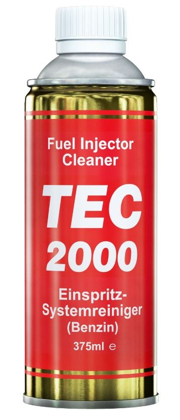TEC 2000 Čistič palivové soustavy benzín 375 ml