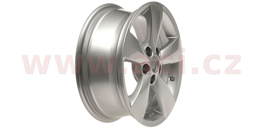 disk kola hliník (rozměr 6Jx15 ET38) CARME ORIGINÁL