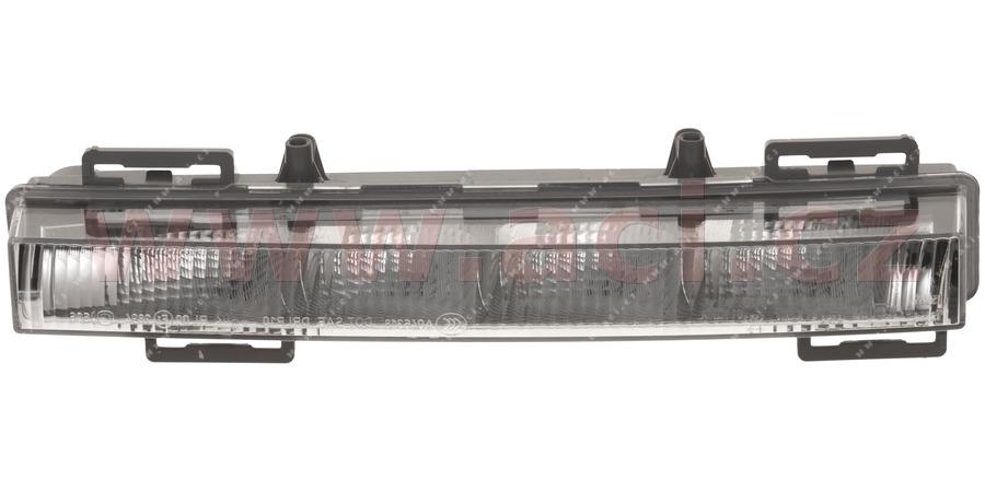 přední světlo LED pro denní svícení ORIGINÁL, L