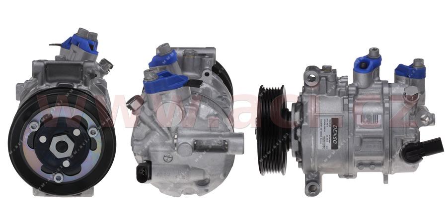 kompresor klimatizace pro všechny pohonné jednotky (ŠKODA, VW...) DENSO