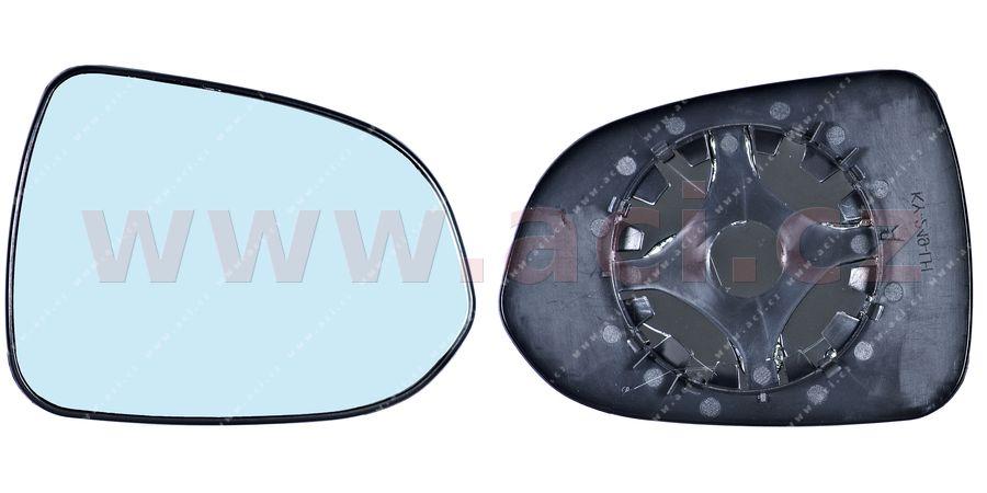 -04 sklo zp. zrcátka s plastovým držákem P