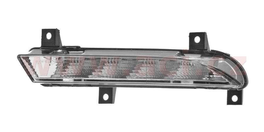 přední světlo LED přídavné pro denní svícení RS L