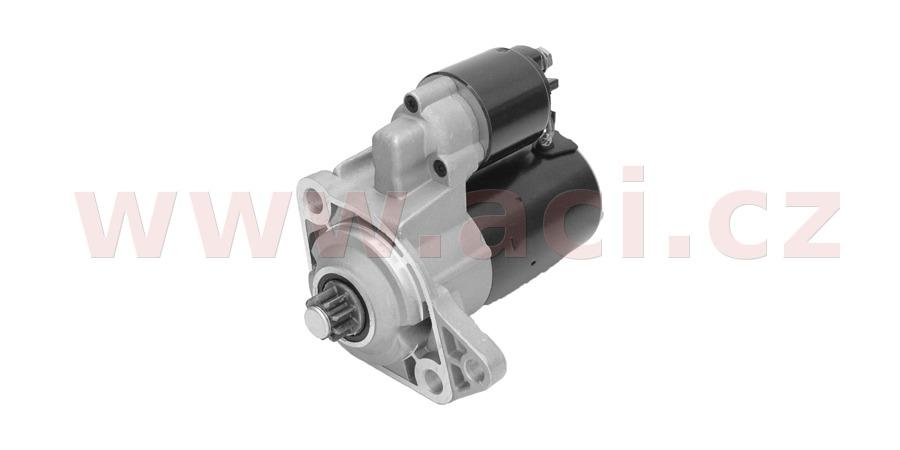 startér motoru 1.4 (55 kW), 1.6 (55 kW, 74 kW)